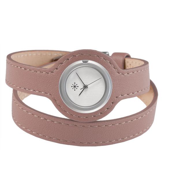 Afbeelding van Oud roze - wikkelband