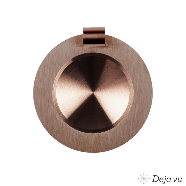Afbeeldingen van Glanzend bruin staal
